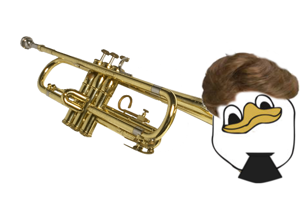 Trumpet boy meme png. Dolan by some crappy