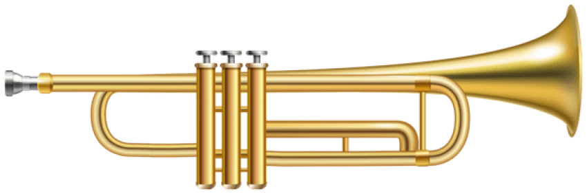 Transparent trumpet background. Png free images toppng