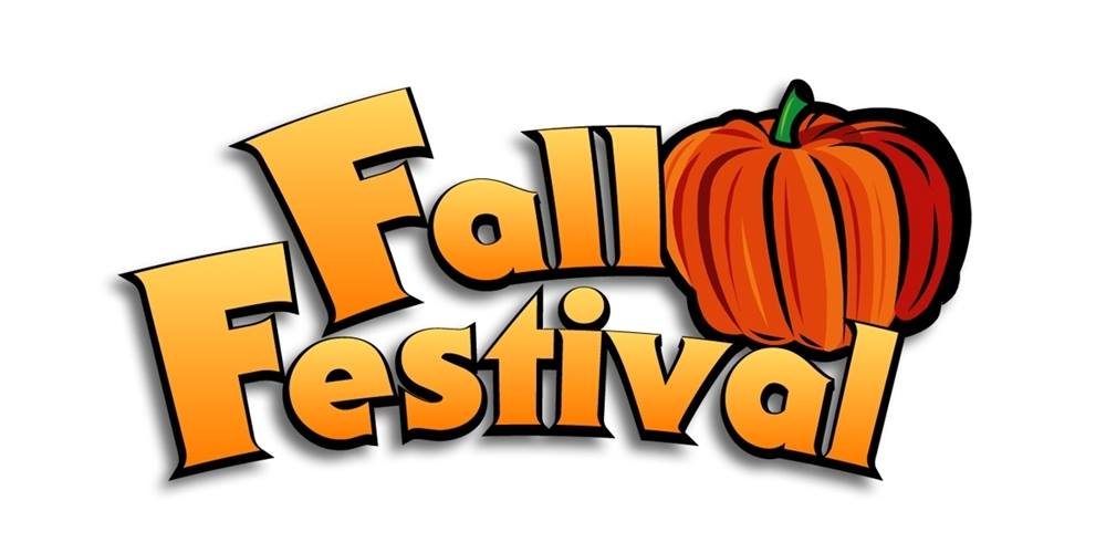 Trunk or treat clipart fall festival. With october st logo