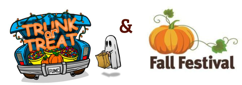Trunk or treat clipart fall festival. And fest northampton public