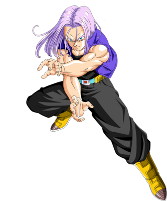 Trunks hair png. Image future long psd