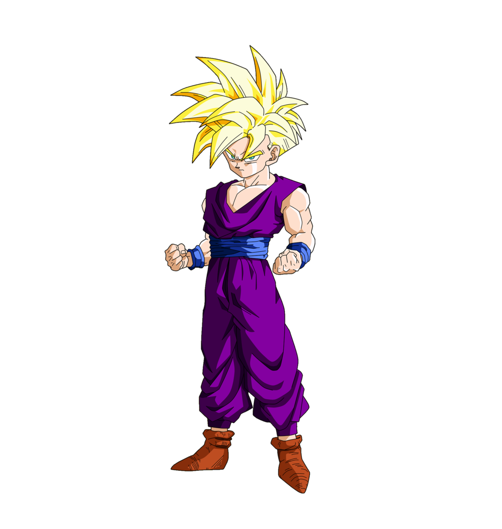 Trunks hair png. My vote for best