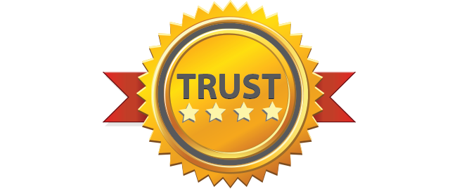 Trust badge png. Badges hacks and examples