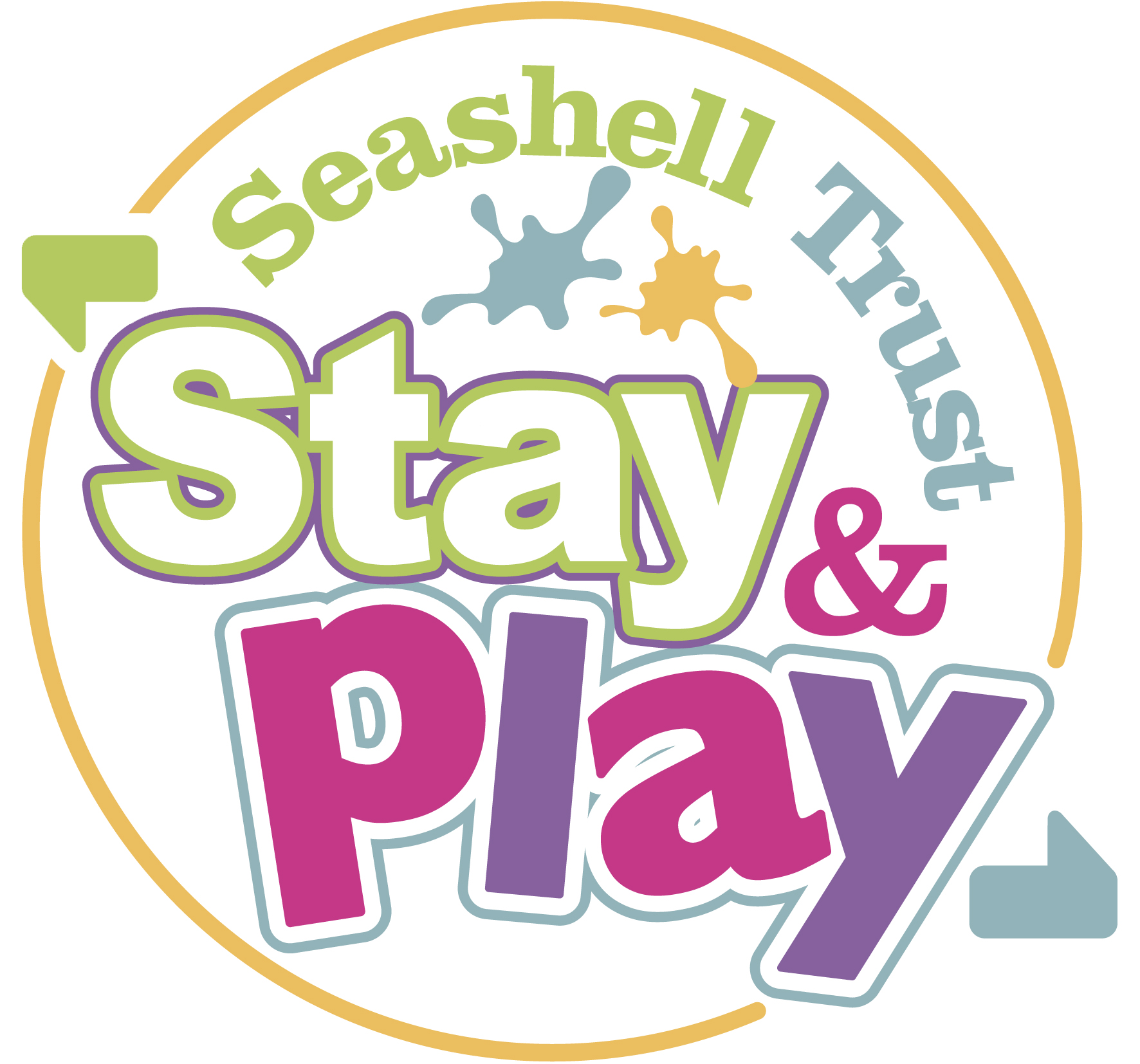 Trust clipart academic support. Stay play seashell help