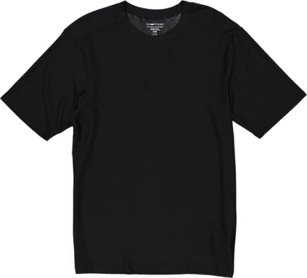 T-shirt black png. Exofficio give n go