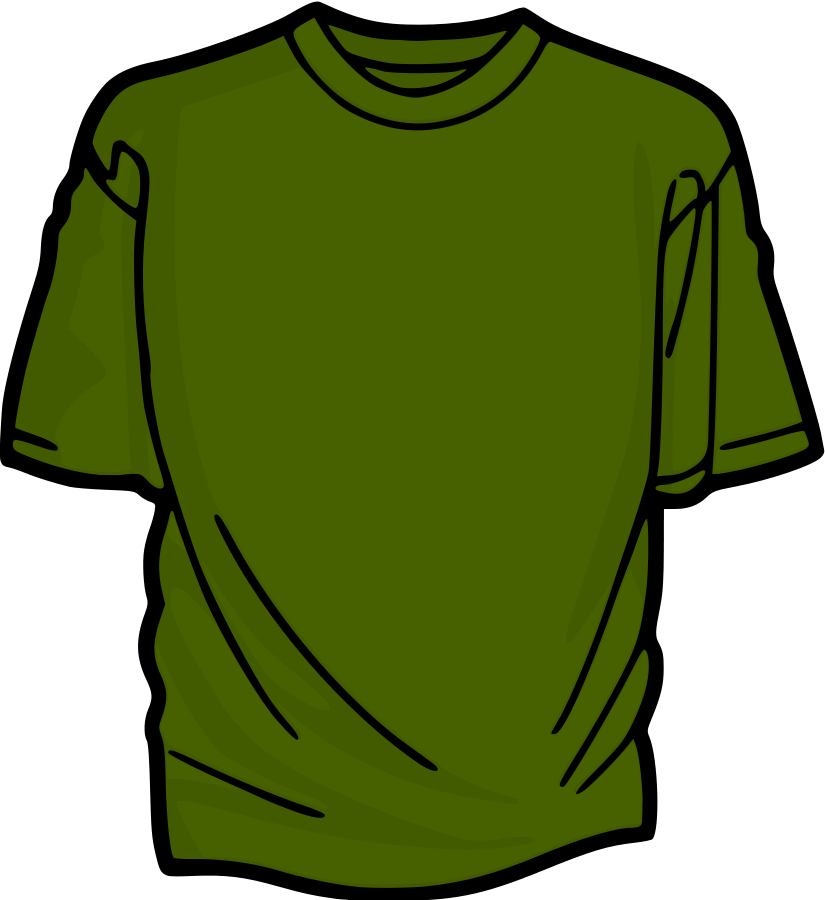 Clothes clipart png. T shirt file tag