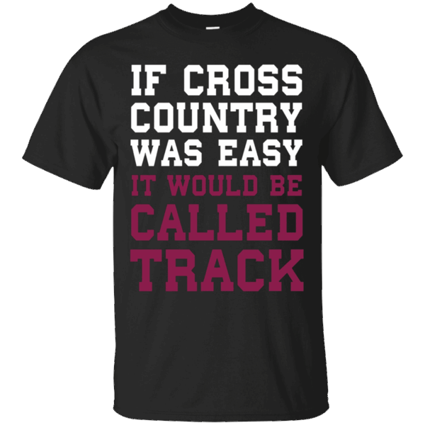 Tshirt clip cinch. If cross country was