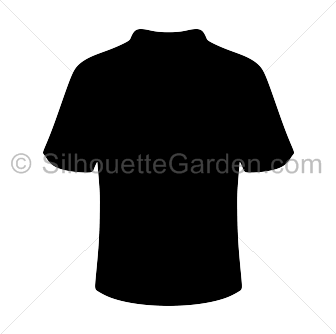 Tshirt clip silhouette. Pin by muse printables