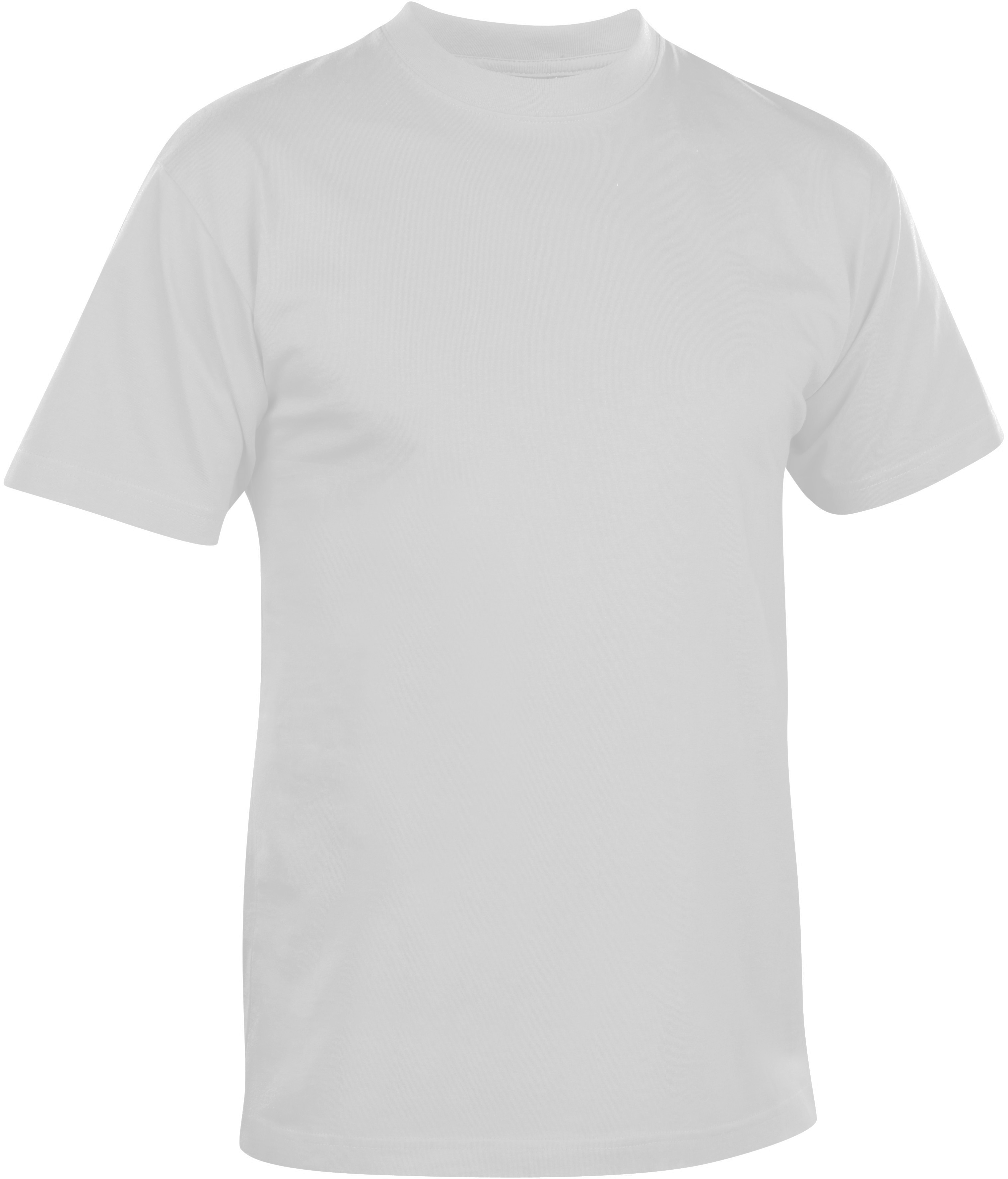 White t shirt template png. Download image blank mockup