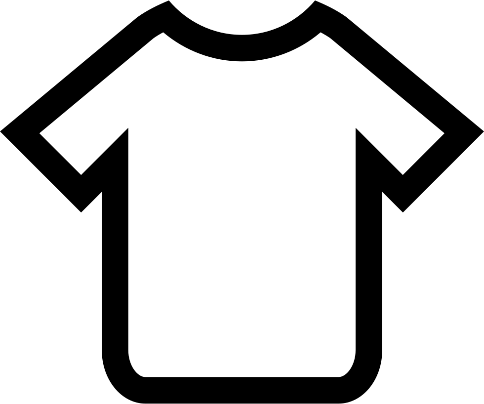 Tshirt svg free t shirt. Png icon download onlinewebfonts
