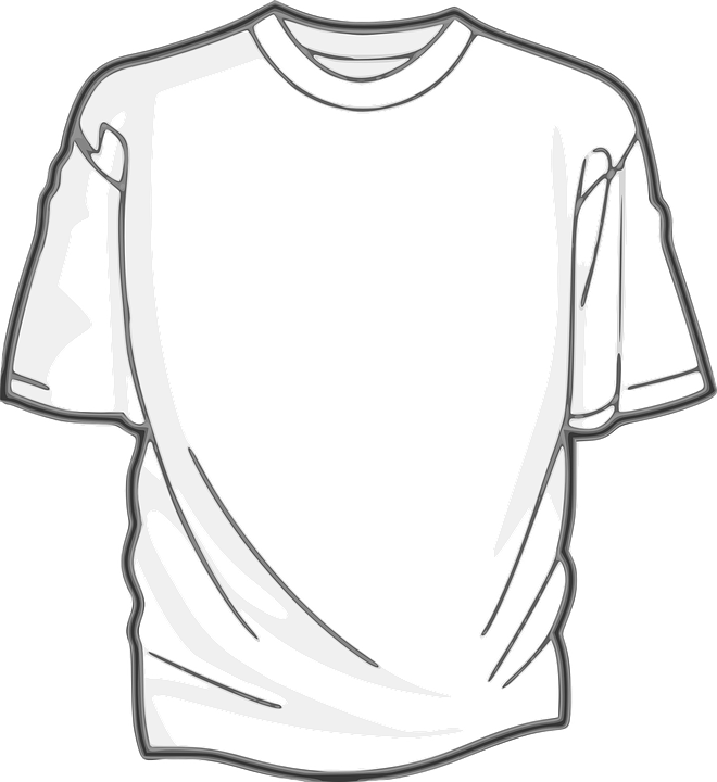 Tshirt svg hitam. Galla png image related