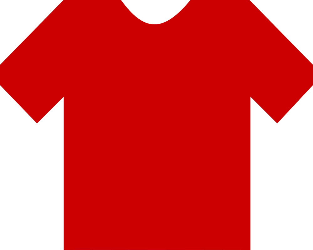 Tshirt svg red. File redshirt wikimedia commons