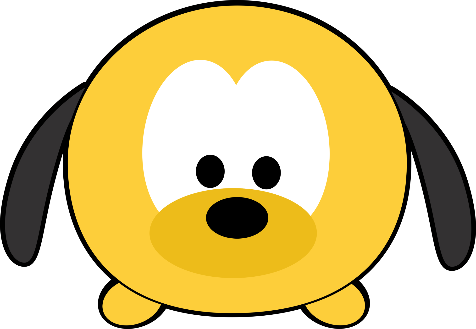 Tsum tsum mickey png. Clipart at getdrawings com