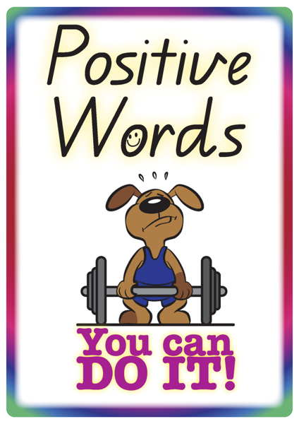 Tuesday clipart positive language. Words and phrases