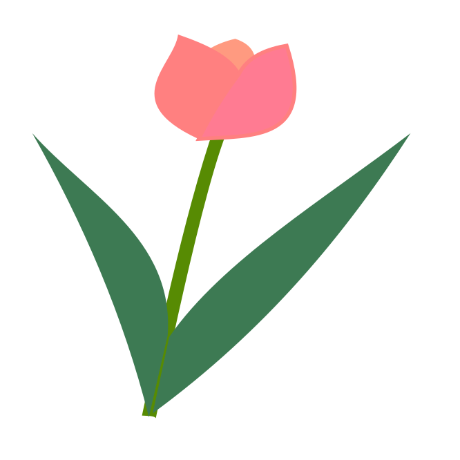 Tulips vector. Pin by kwippe on