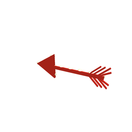 Tumblr arrow png. Red light up roblox