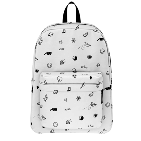 Tumblr backpack png. A cute comfortable simple