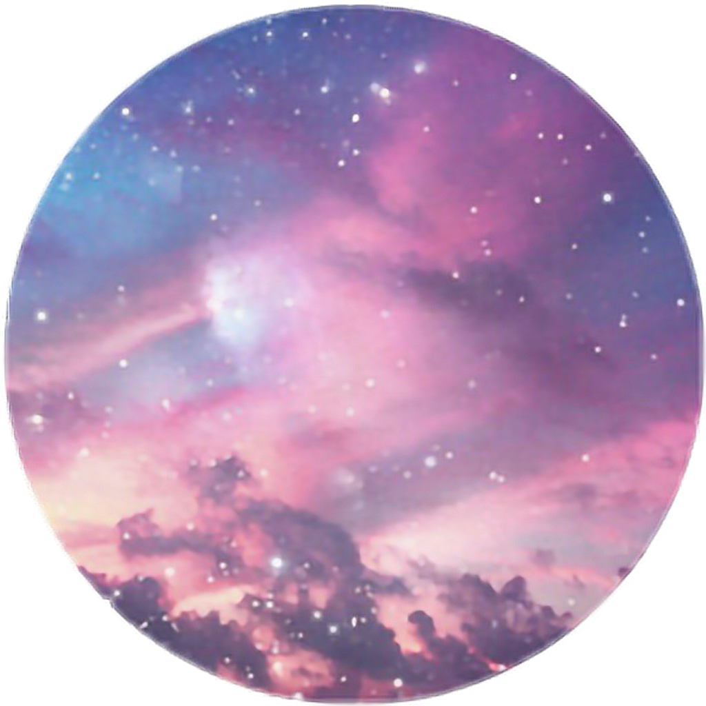 Tumblr circle png. Sticker by
