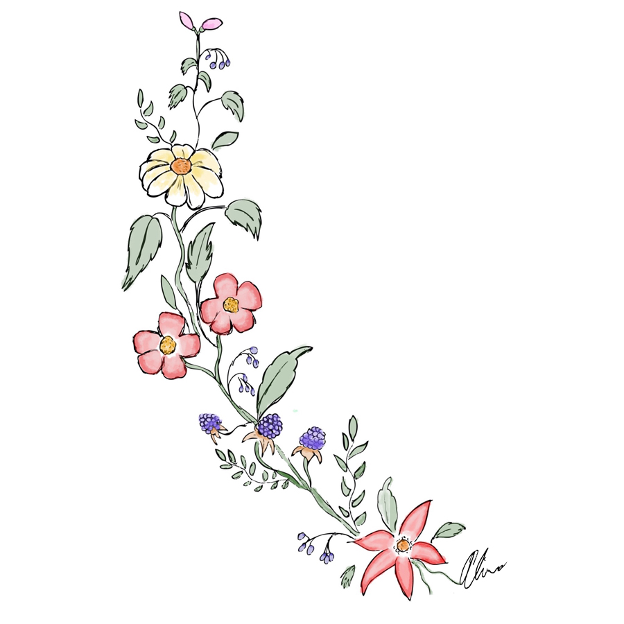 Tumblr clipart. Eleletsitz transparent flower drawing