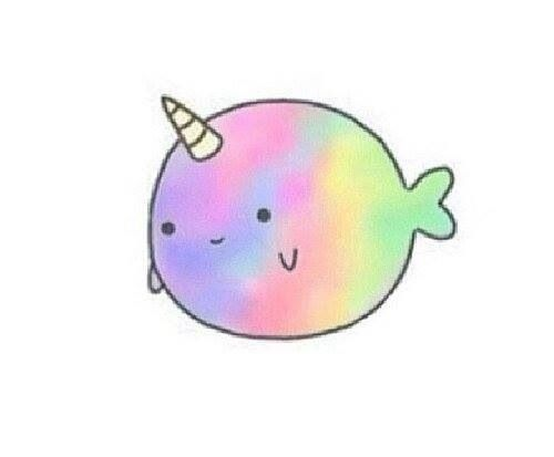Tumblr clipart. Cute unicorn clipartfest pinterest