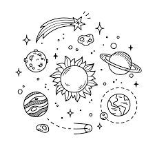 Tumblr clipart planet. Different illustration to inspire