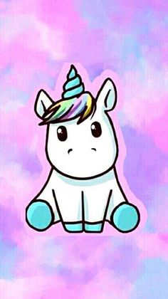 Tumblr clipart unicorn. Cute wallpaper geekery misaki