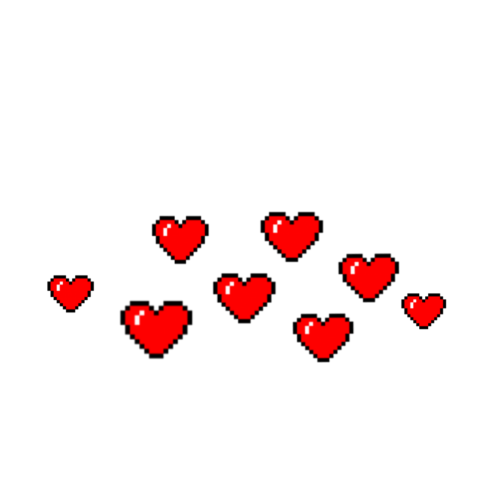 Tumblr crown png. Corazones heart red cute