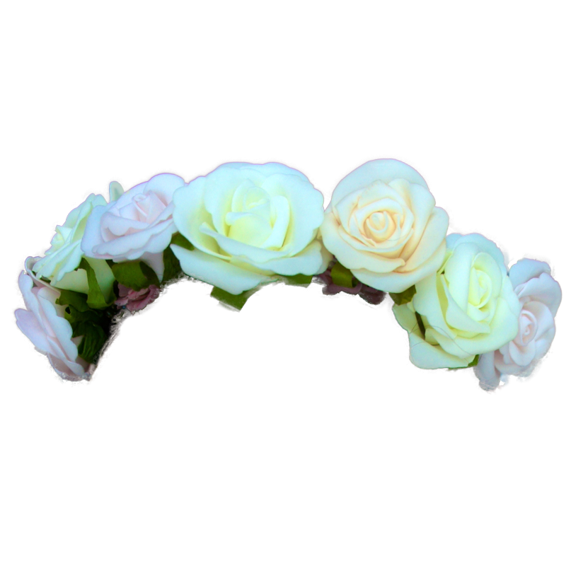 Flower crowns png