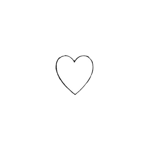 Tumblr heart png. Image about girl in