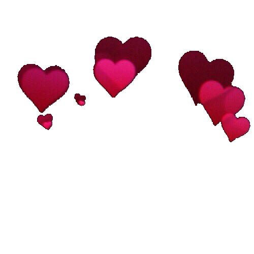 Hearts photobooth . Tumblr heart png jpg transparent stock