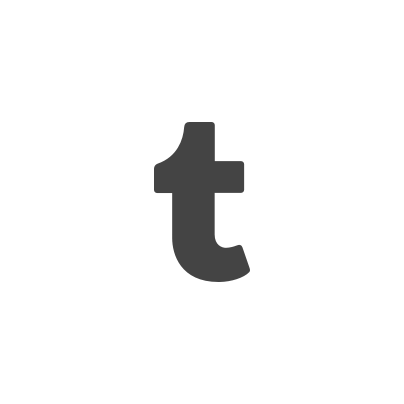 T transparent. Tumblr logo png background