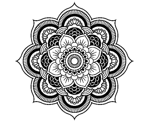 Tumblr mandala png. Via shared by on