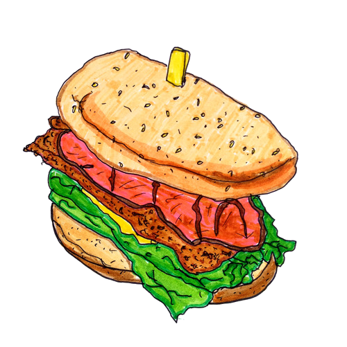 Tumblr overlays transparent food png. Transparency via discovered by