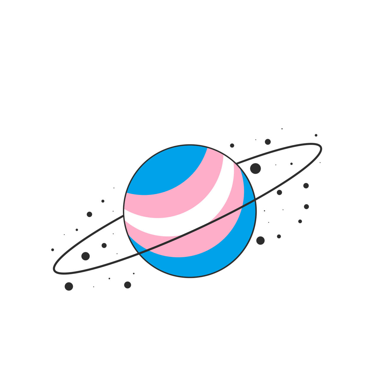 Tumblr planets png. Sweet dreams are made