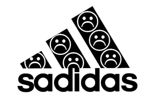 Tumblr png adidas. Sticker transparentgurl