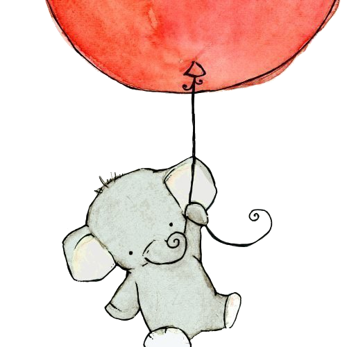 Tumblr png elephant. Cute drawings drawing art