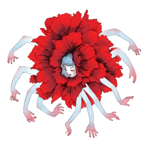 Tumblr png flower. Background is transparent in