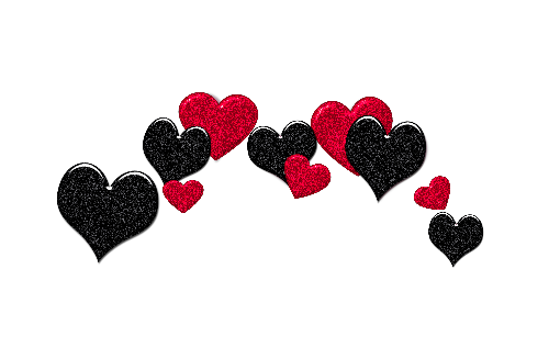 Red png tumblr. Overlay edit sticker hearts