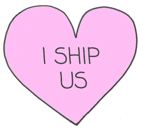 Tumblr png heart. I ship us by