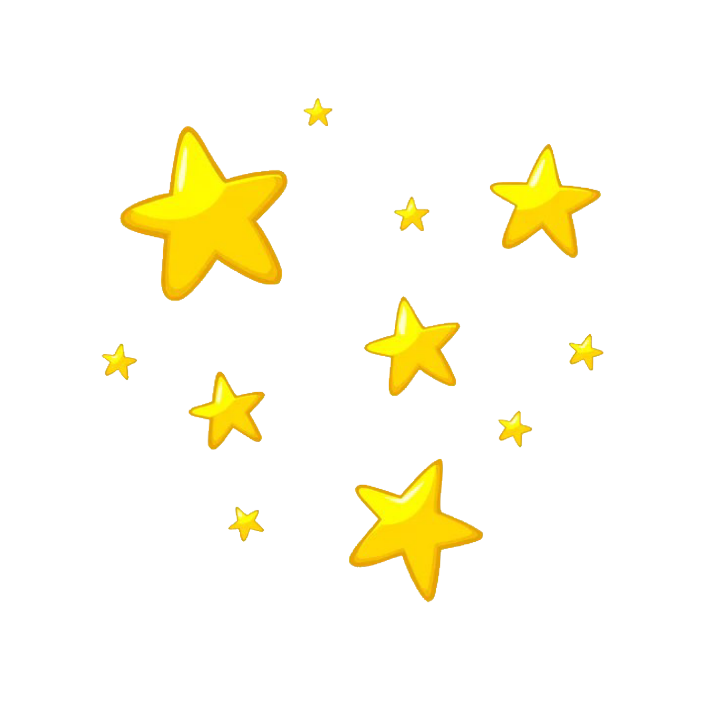 Tumblr star png. Stars yellow editing needs