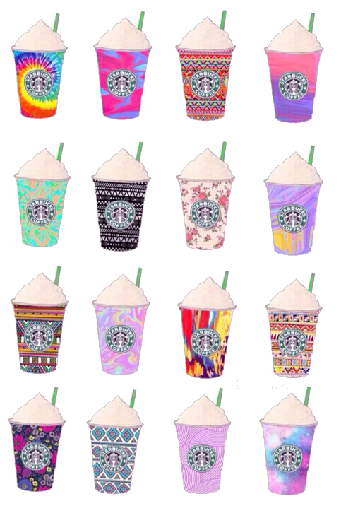 Tumblr starbucks png. If had these drinks