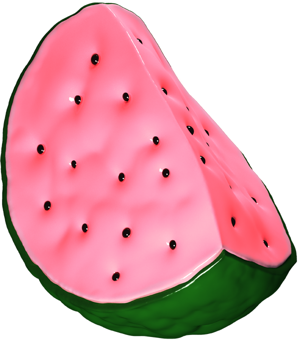 Watermelon clipart juicy watermelon. Collection of tumblr