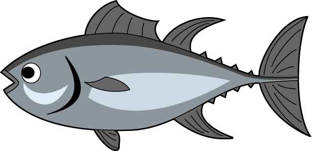 Free . Tuna clipart svg freeuse library
