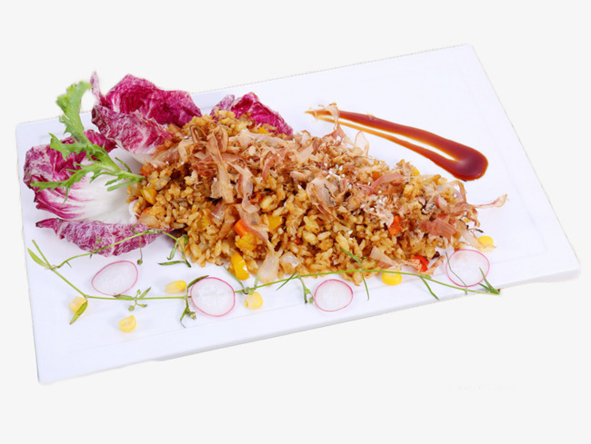 Fried rice fish png. Tuna clipart tuna food png free download