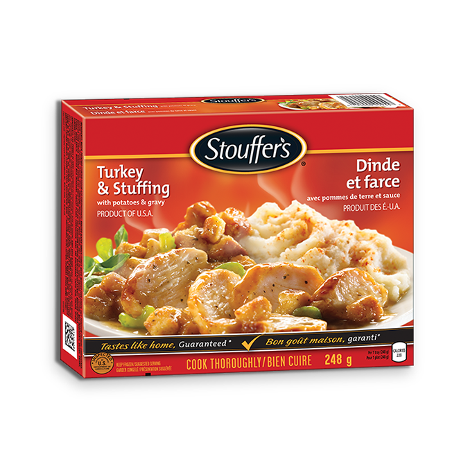 Turkey. Stouffer s stuffing madewithnestle