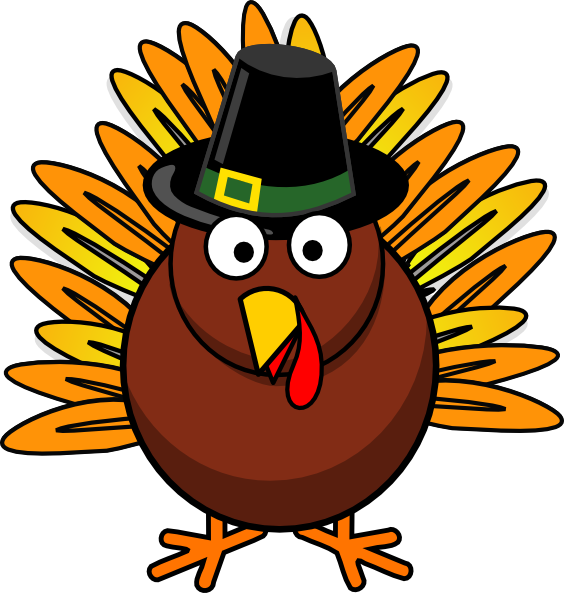 turkeys clipart pretty