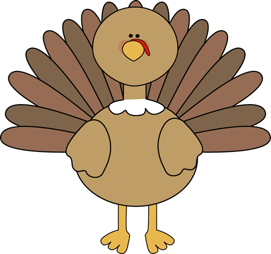 animals clipart thanksgiving