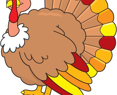 Turkey clip art colorful. Delivered color of a
