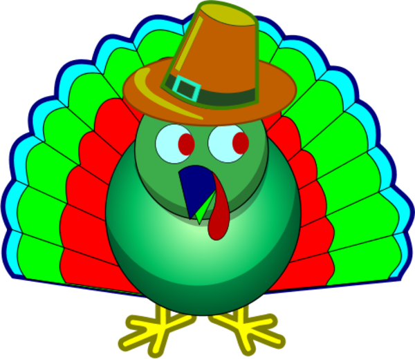 Turkey clip art colorful. Free cliparts download body