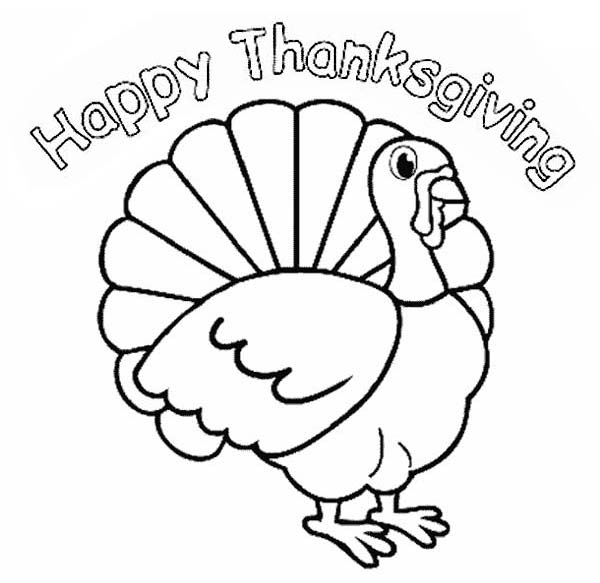 Drawing kids at getdrawings. Turkey clip art coloring page png library library